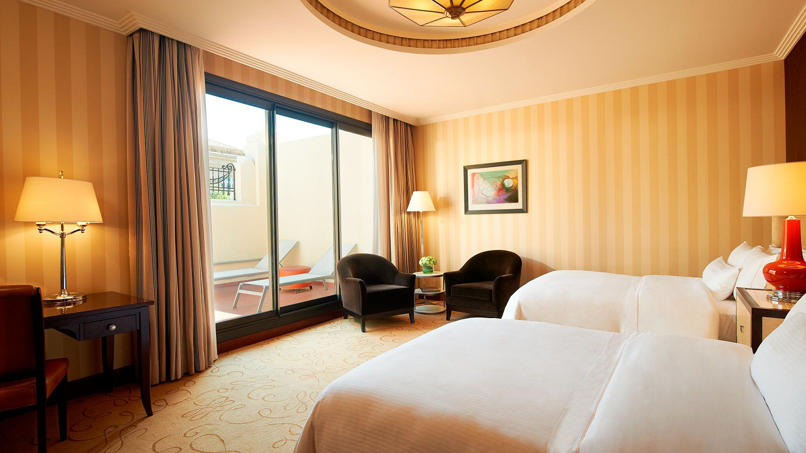 Grand Deluxe Room (with Terrace)